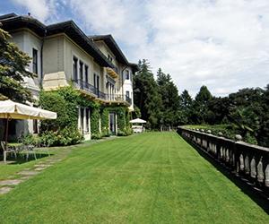 Villa Claudia Dal Pozzo, il parco sul lago – FaberJour