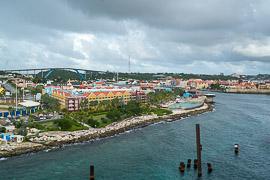 Caribbean Ocean, near Willemstad, Curaçao