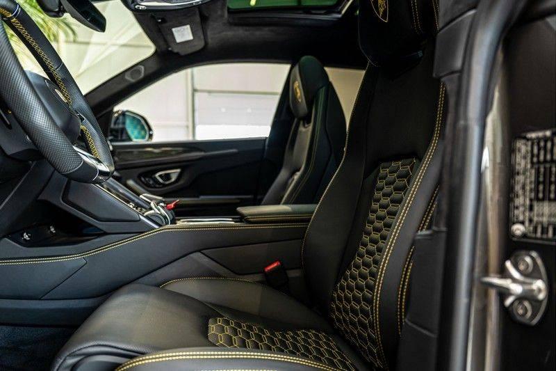 Lamborghini Urus 4.0 V8   Carbon interieur   Carbon exterieur   B&O 3D   Head-Up Display   Panorama   Massage   Ventilatie afbeelding 12