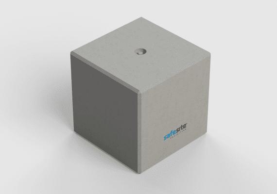 Concrete Lego Block LG3