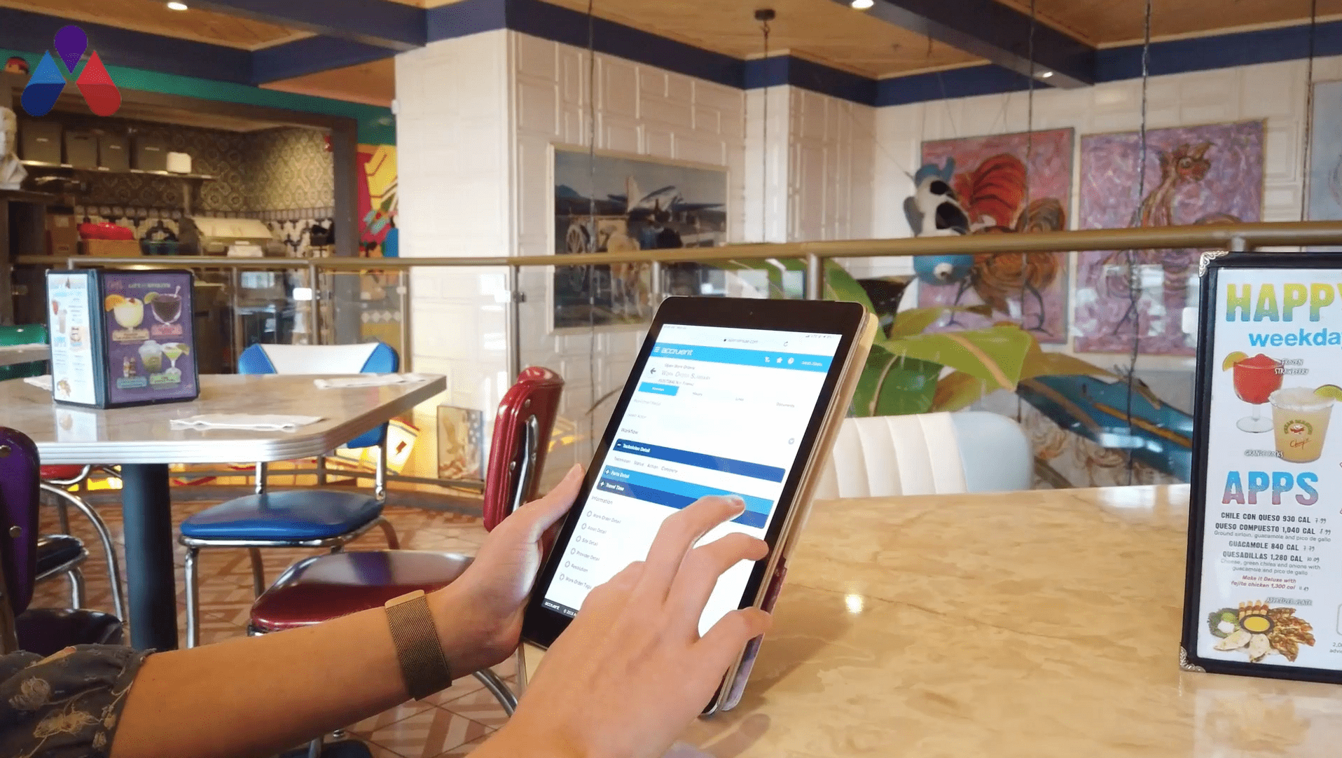 Streamline Work Order Management to Optimize the Restaurant Experience - Main