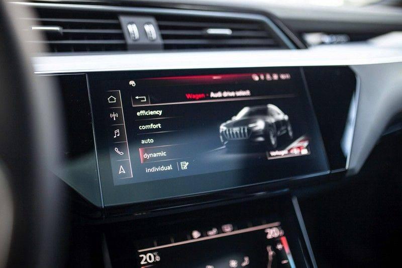 Audi e-tron Sportback 55 Quattro S Edition *Prijs Ex. BTW / Pano / B&O / Matrix-LED / Tour pakket / ACC* afbeelding 15