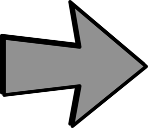 Orange Arrow Picture