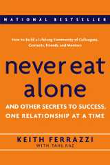 Related book Never Eat Alone: And Other Secrets to Success, One Relationship at a Time Cover