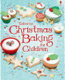 Usborne Christmas Baking for children by Fiona Patchett