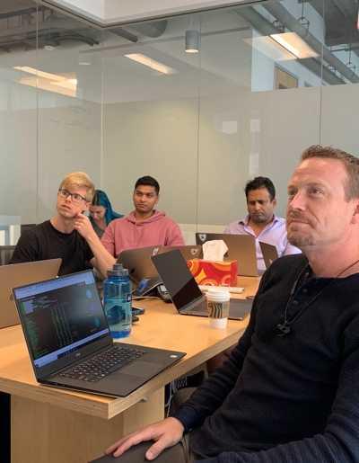 extend team members working