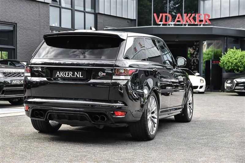 Land Rover Range Rover Sport 5.0 SVR PANO.DAK+CARBON+ACC+HEADUP NP.224K afbeelding 14