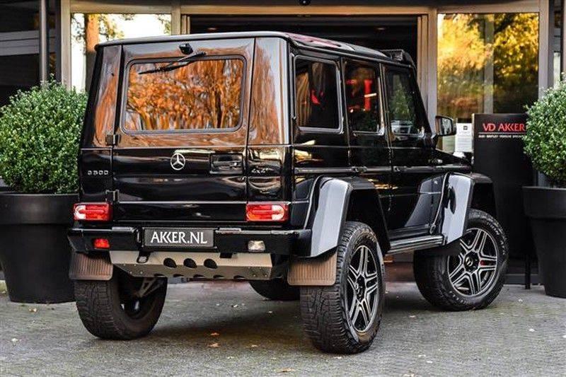 Mercedes-Benz G-Klasse G500 4x4² CARBON+SCH.DAK+AMG RIDE CONTROL afbeelding 2
