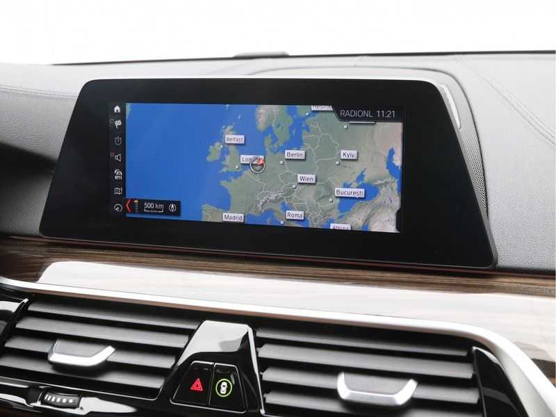 BMW 5 Serie 520d Luxury Line High Executive afbeelding 20