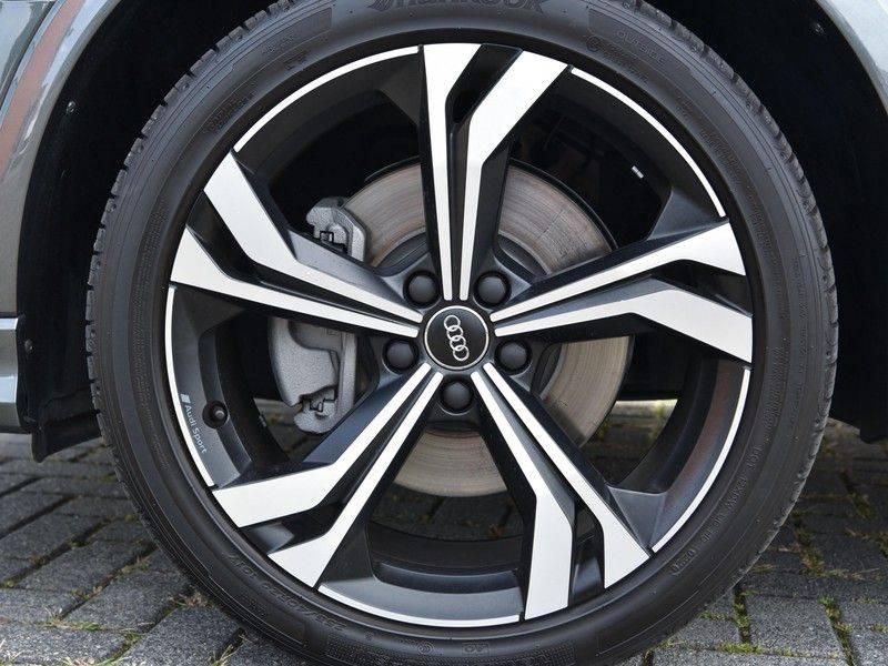 Audi Q3 Sportback 45TFSI 230pk Quattro S-Line Black Optic Pano M-LED Virtual 20-Inch Keyless DAB Stoelverwarming afbeelding 16