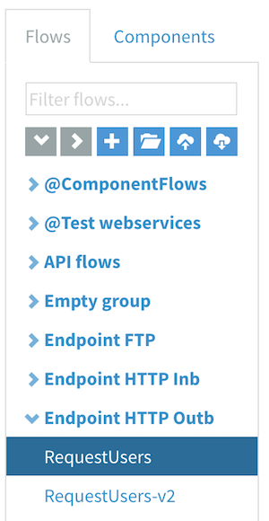 Flow library