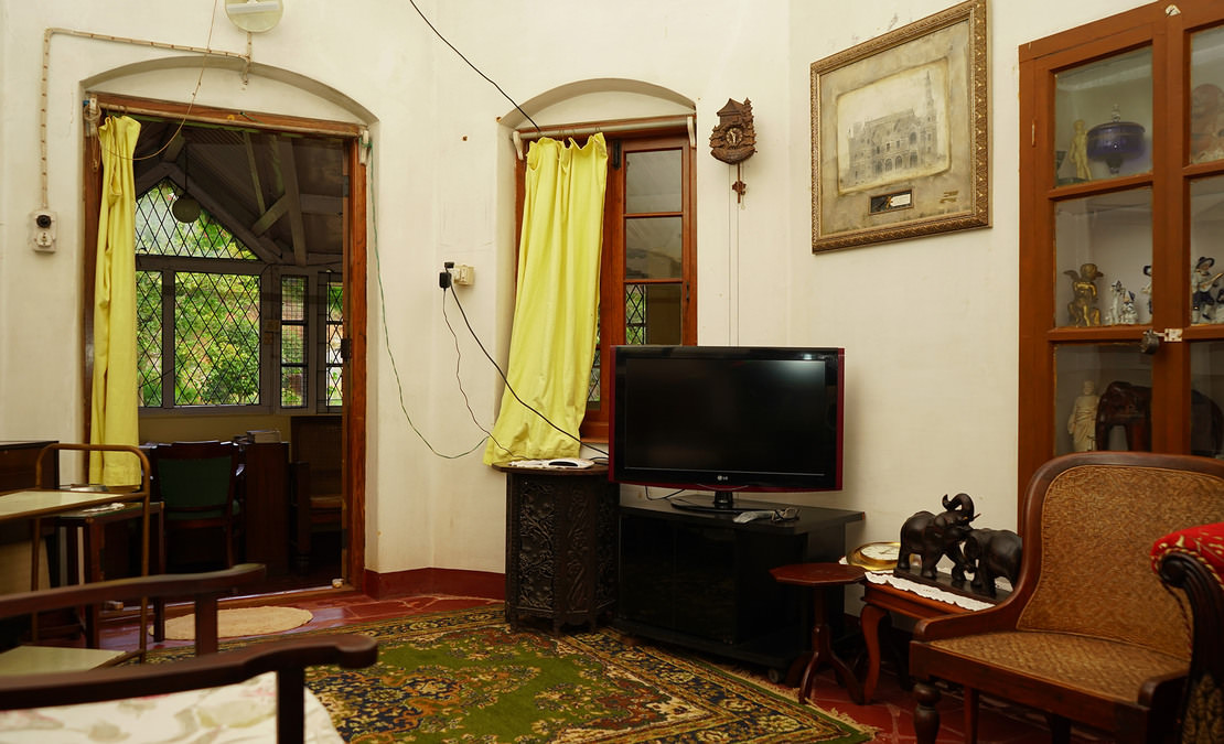 The central Living room of Appleby Bungalow