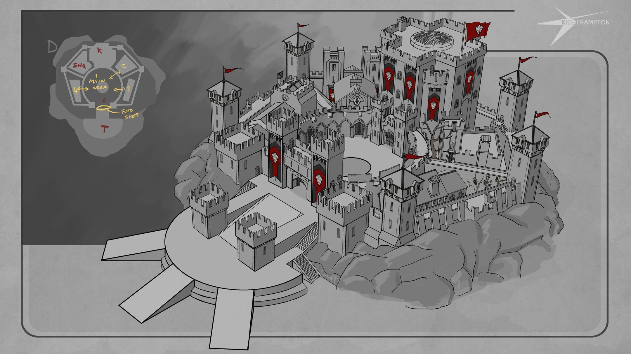 Riftblade: Royal Palace