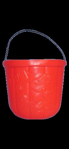 Pumpkin Candy Bucket photo