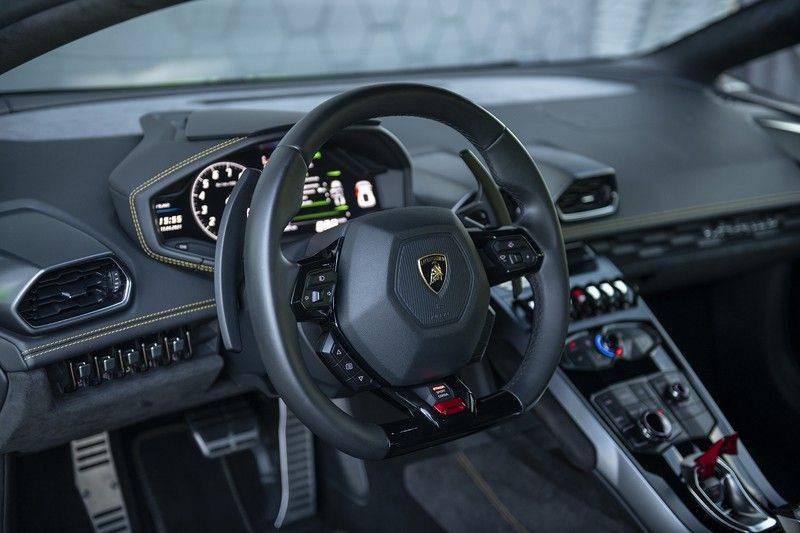 Lamborghini Huracan 5.2 V10 LP610-4 Blue Eye + Carbon Spoiler + LIFTING + Achteruitrijcamera afbeelding 6