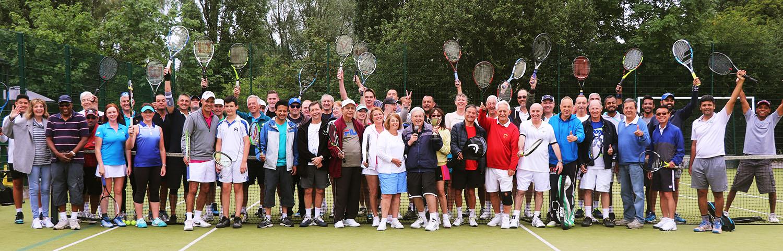Charity Tournament Photo