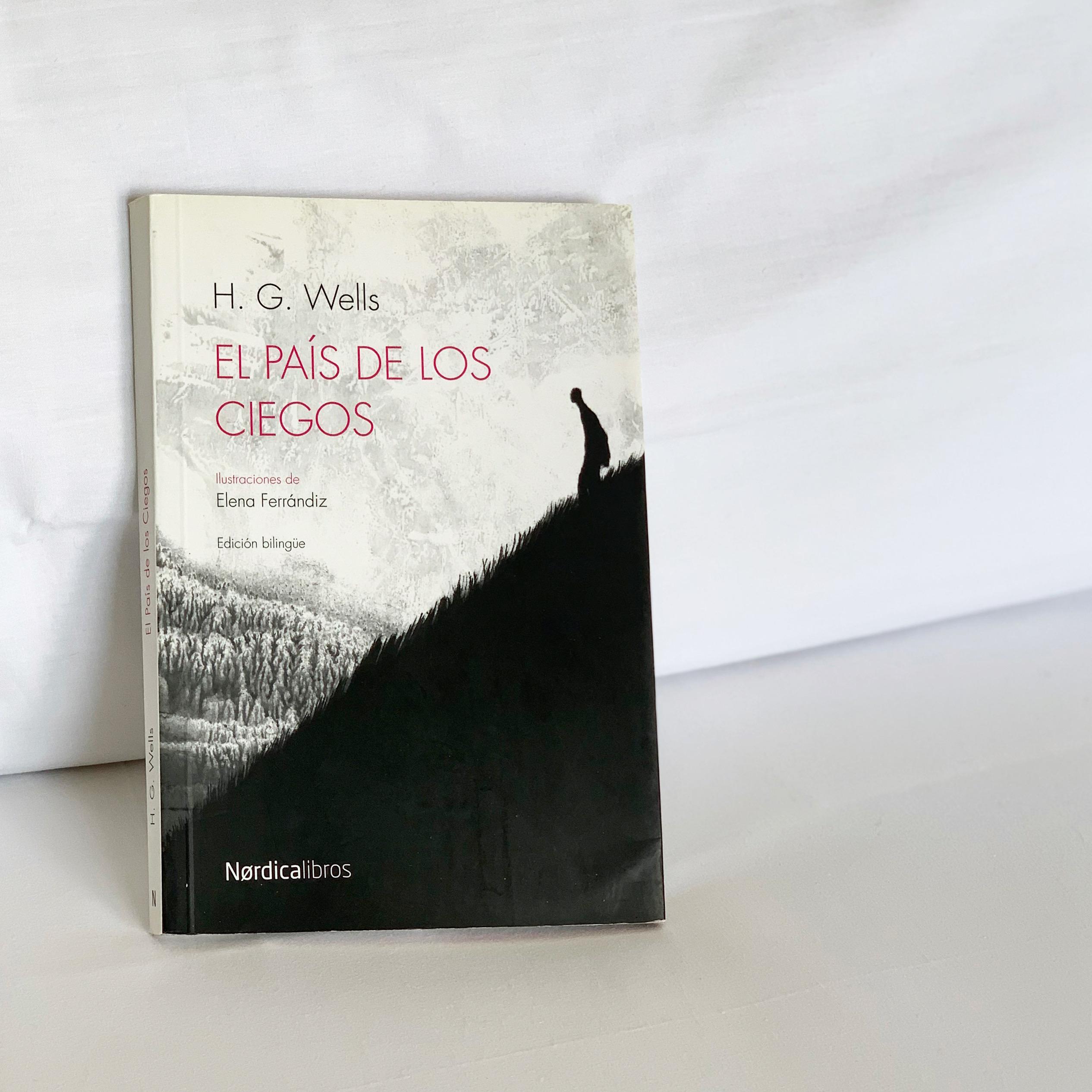 """Imagen de Reseña de """"El país de los ciegos"""", de H.G. Wells."""