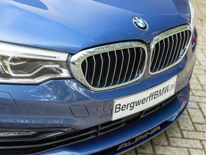 BMW 5 Serie ALPINA B5 Bi-Turbo - Sperre - Sport Brakes - Night Vision afbeelding 9
