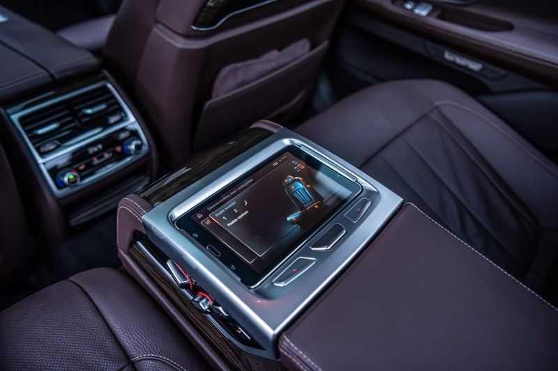 BMW 7 Serie 750i xDrive High Executive, 450 PK, Schuifdak, Gesture Control, Display/Key, Massage, Head/Up, Surround view, 56DKM!! afbeelding 16
