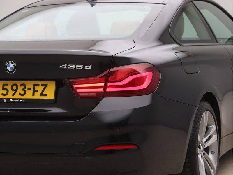 BMW 4 Serie Coupé 435d xDrive High Executive Model Sportline afbeelding 19