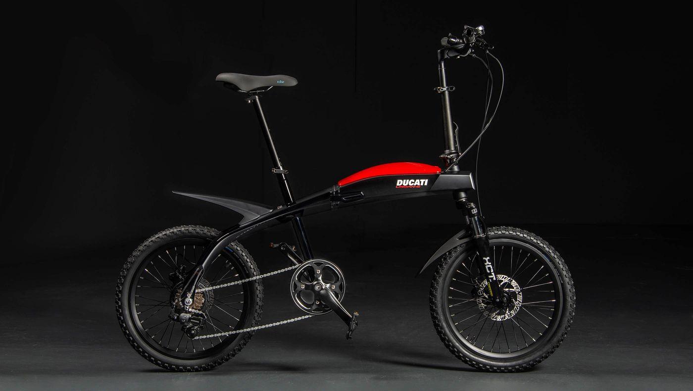Ducati Folding Bike
