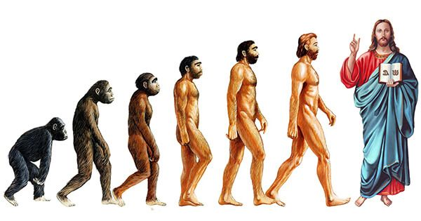 proof-jesus-evolved-from-a-monkey
