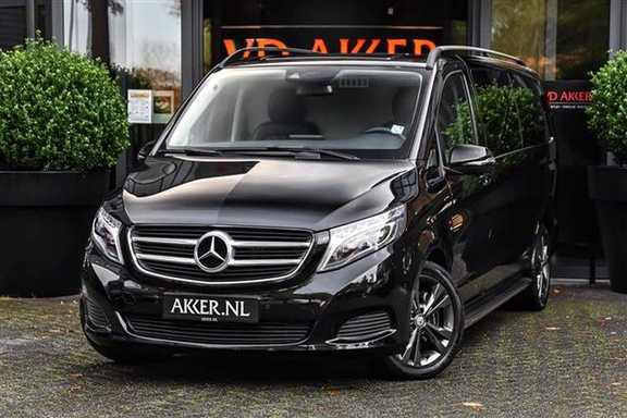 Mercedes-Benz V-Klasse V250D LANG VIP TV+4X CAPTAIN SEATS+CAMERA