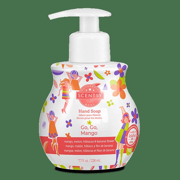 Go, Go, Mango Hand Soap