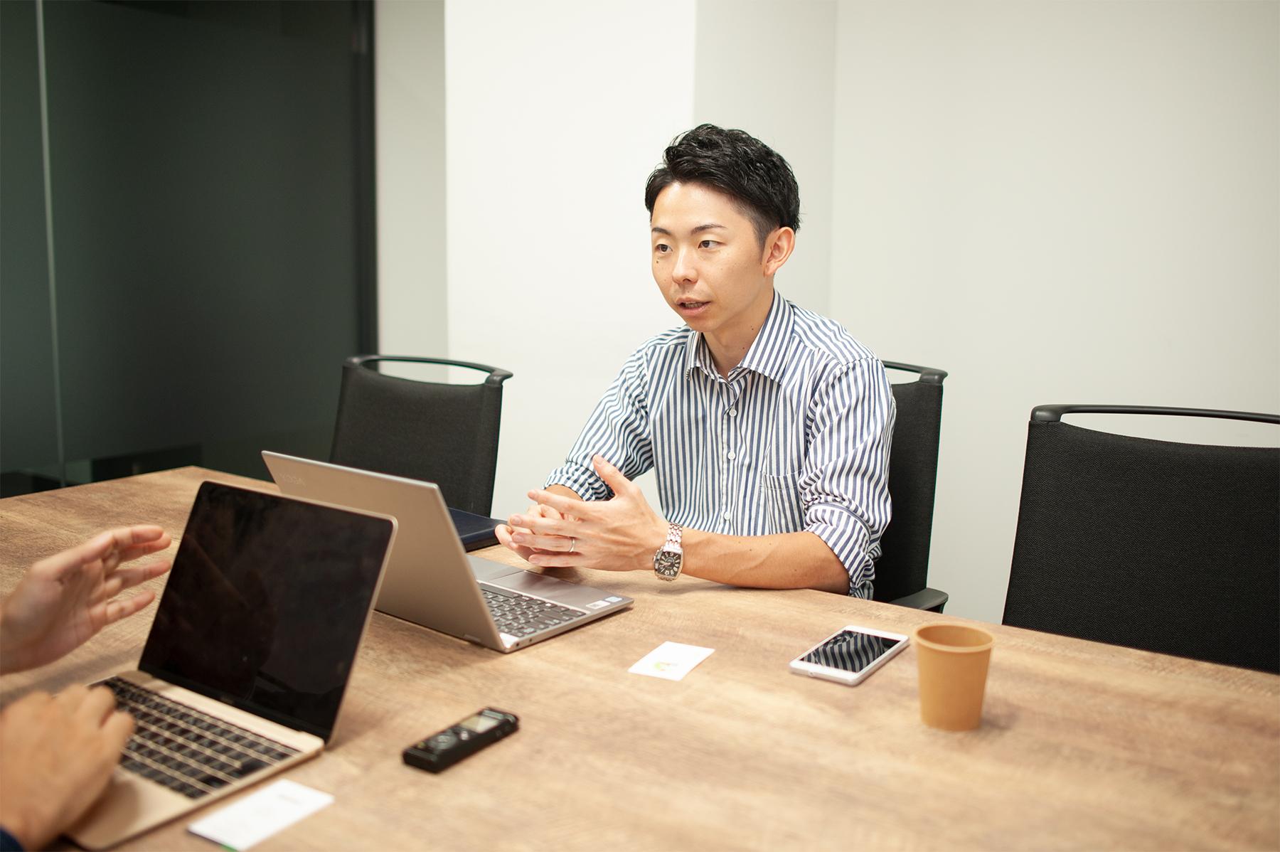 株式会社BANQ 西川 凌平様
