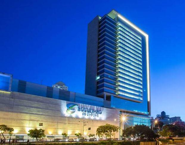 Imagem representando o caso de sucesso de Aliansce Shopping Centers