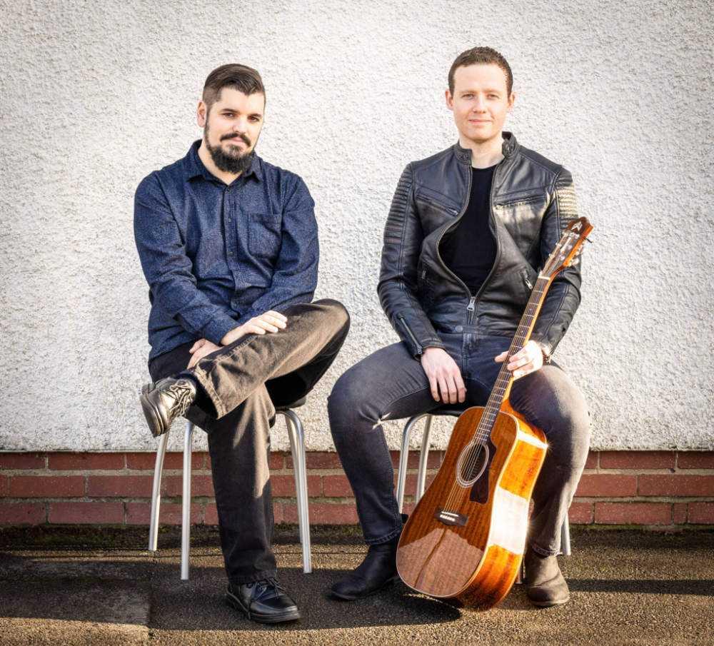 Audio Vultures Acoustic Duo