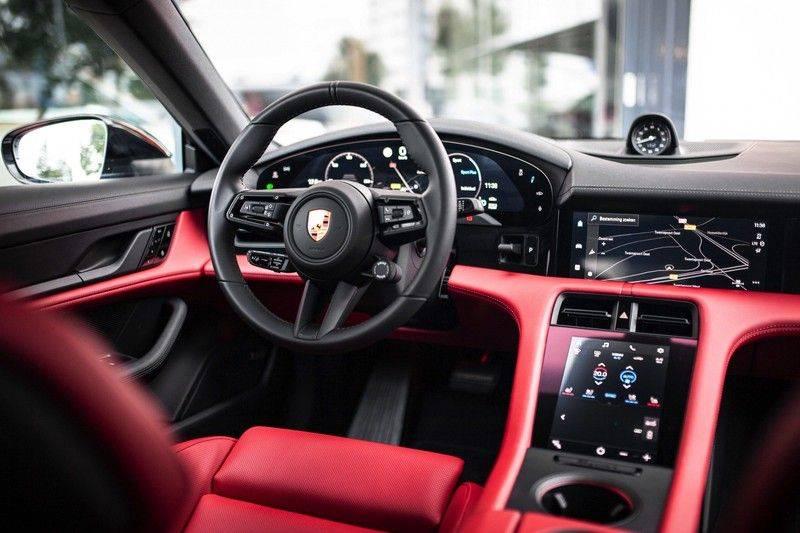 Porsche Taycan 4S Performance 84 kWh *Prijs Ex. BTW / BOSE / ACC / Sport Chrono / HUD* afbeelding 4