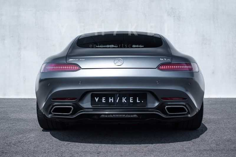 Mercedes-Benz AMG GT 4.0 S // First owner afbeelding 5