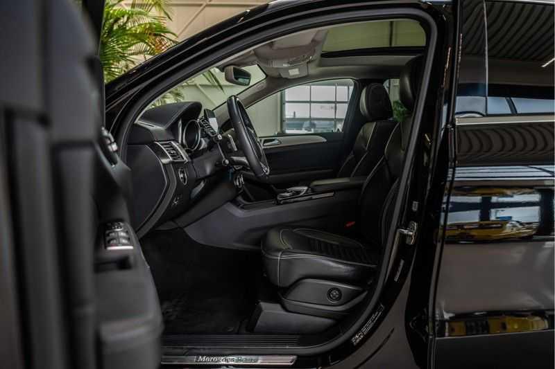 Mercedes-Benz GLE Coupé 350 d 4MATIC AMG | Trekhaak | Comand | Camera | panoramadak | Apple Car Play | Privacy glas | BTW | afbeelding 14