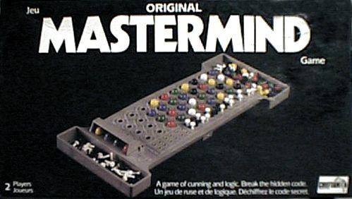 Mastermind Board Game