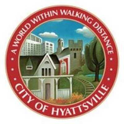 logo of City of Hyattsville