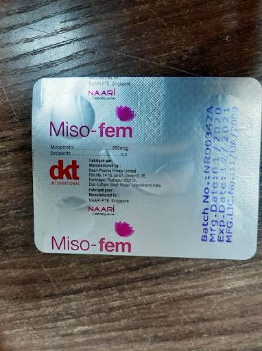 MM Combi Kit Abortion Pill