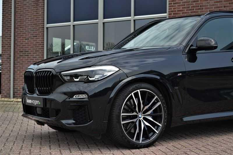 "BMW X5 M50d 400pk Skylounge Luchtv DA+ PA+ Trekh NL-auto 22"" Comfortzetels afbeelding 15"