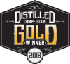2018 Distilled Competition Gold award