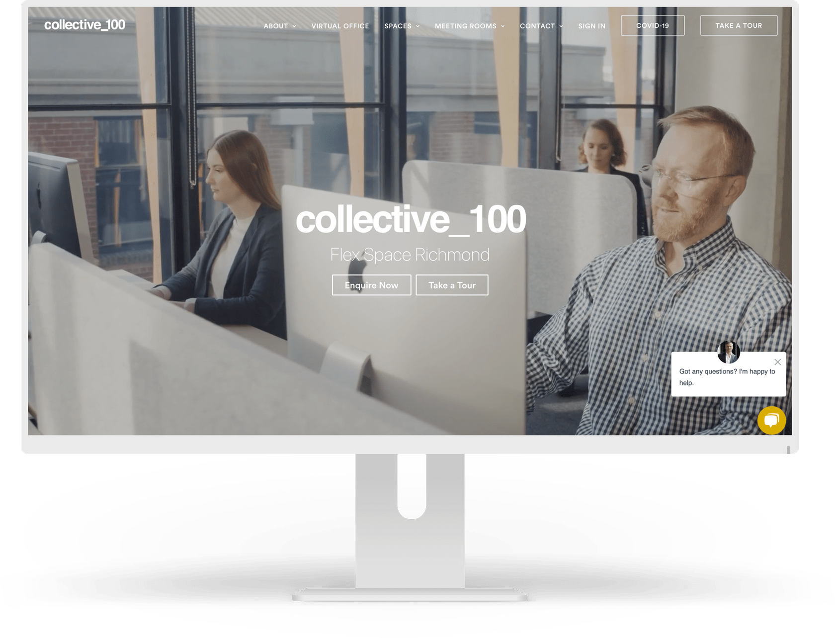 Web Development for collective_100