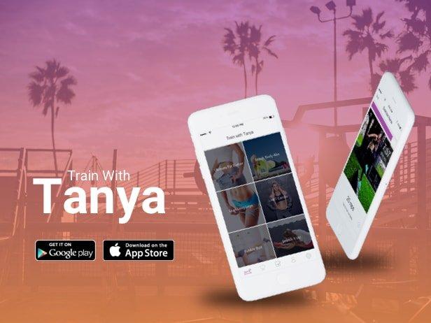 Train with Tanya
