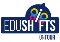 EDUshifts on tour logo