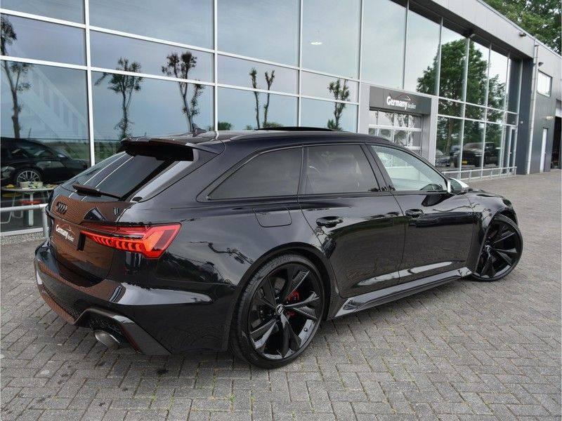 Audi RS6 4.0TFSI 600pk Quattro Keramiek Carbon B&O High-End Softcl Nachtz TV Laser Standk VOL!! afbeelding 2