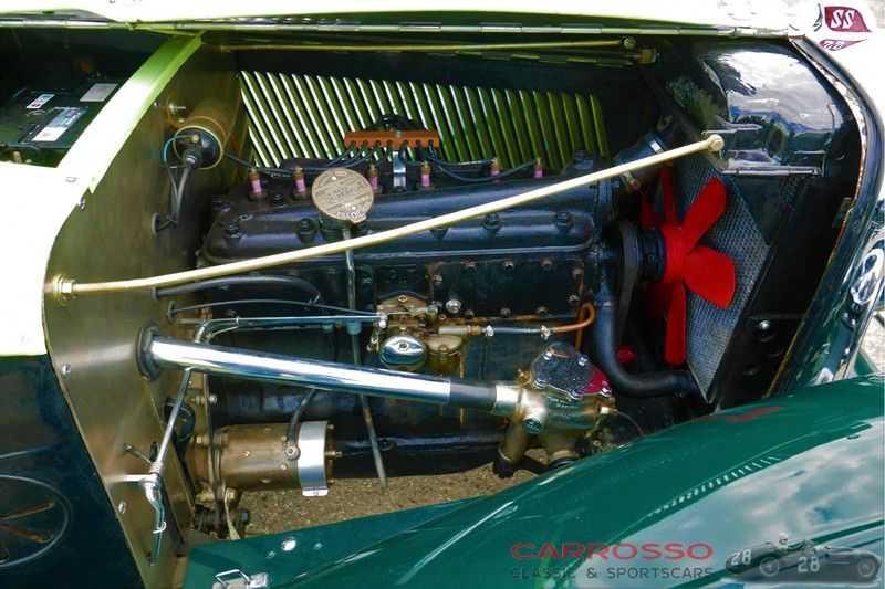 Jaguar SS1 2 ½ litre 20HP open-top four-seater Tourer afbeelding 4