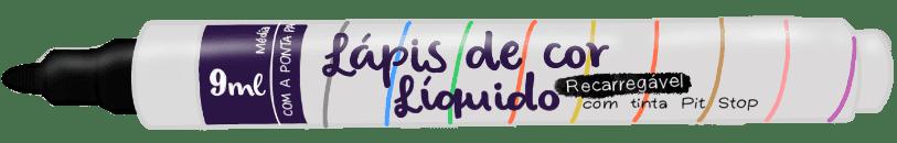 Lapis de Cor liquido da Brasinks