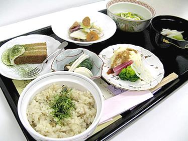 瀬戸病院の食事