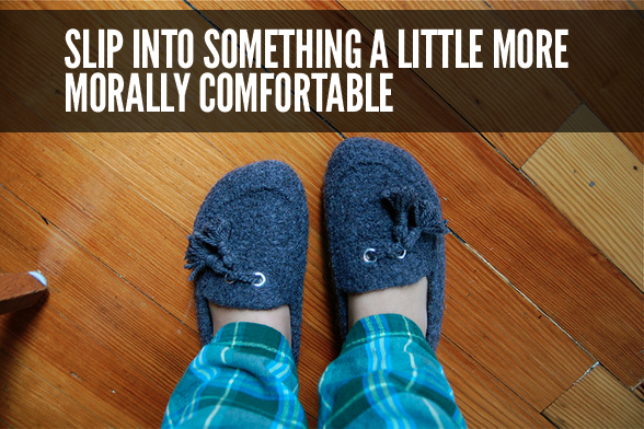 Ethical Slippers