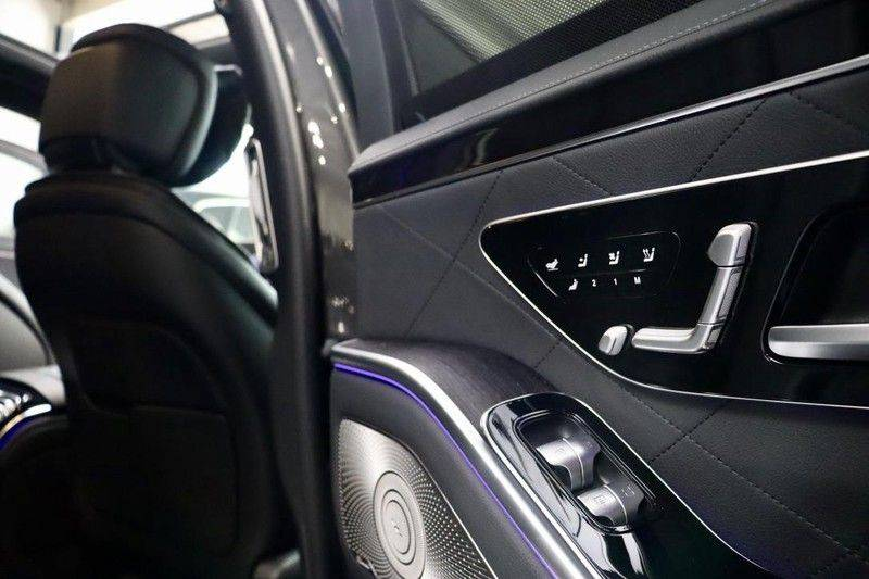 Mercedes-Benz S-Klasse 350d 4Matic Lang AMG Line  VOL Meedraaien as  afbeelding 18