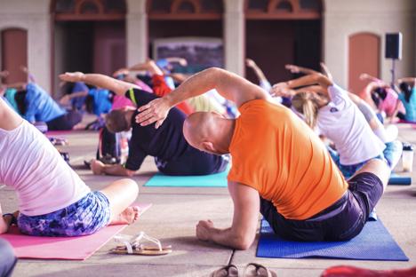 Swift Fit Events Yoga