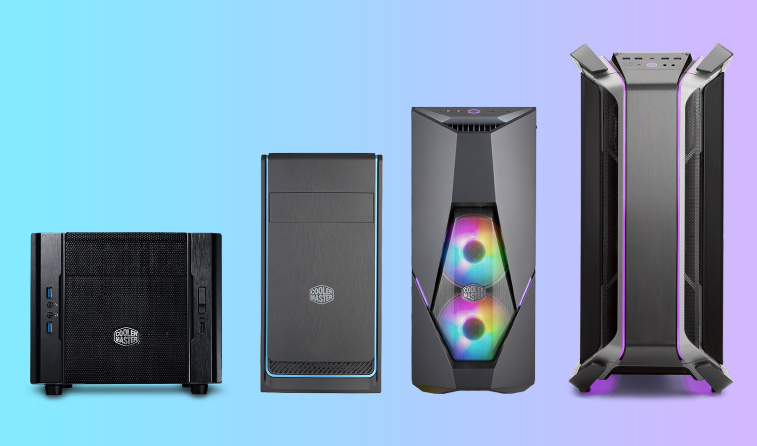 Complete Guide to Computer Case Sizes: Computer Case Size Comparison